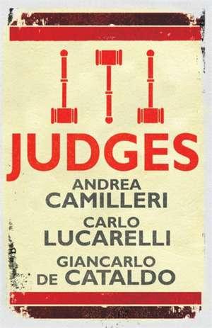 Judges de Andrea Camilleri