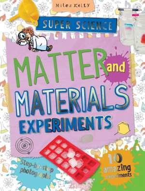 SUPER SCIENCE MATTER & MATERIA
