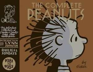 The Complete Peanuts Volume 16: 1981-1982 de Charles M. Schulz