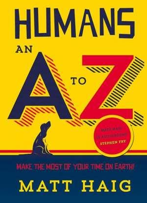 Humans:  An A to Z de Andrew Martin