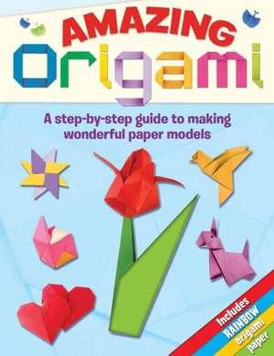 Amazing Origami [With Origami Paper]