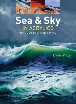 Sea & Sky in Acrylics