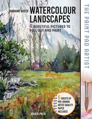 The Paint Pad Artist de Grahame Booth