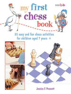 My First Chess Book