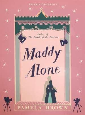 Maddy Alone (Blue Door 2) de Pamela Brown