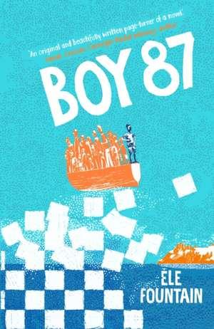 Boy 87 de Ele Fountain