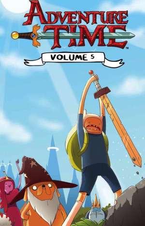 Adventure Time de Ryan North