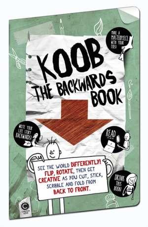 KOOB The Backwards Book