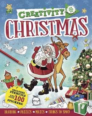 Creativity on the Go: Christmas