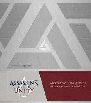 Golden, C: Assassin's Creed Unity: Abstergo Entertainment: E de Christie Golden