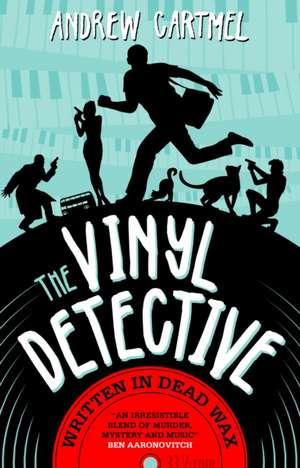 The Vinyl Detective Mysteries - Written in Dead Wax
