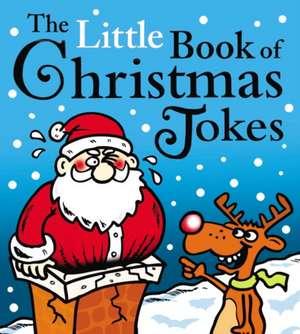 Little Book of Christmas Jokes de Joe King