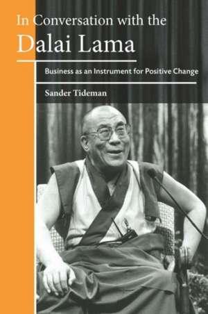 In Conversation with the Dalai Lama imagine