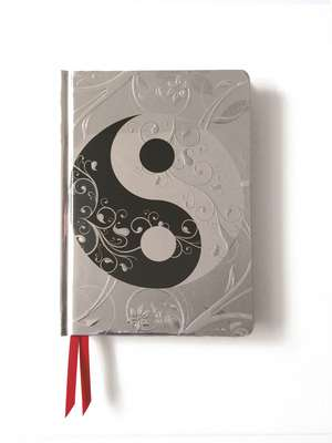 Yin and Yang (Contemporary Foiled Journal) de Tree Flame