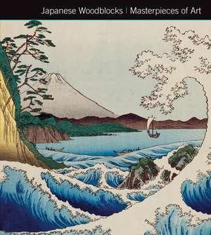 Japanese Woodblocks Masterpieces of Art de Michael Robinson