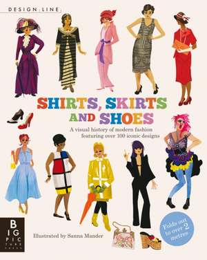 Shirts, Skirts and Shoes