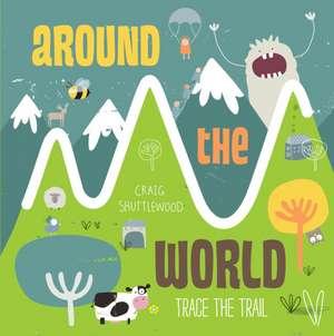 Trace the Trail: Around the World imagine
