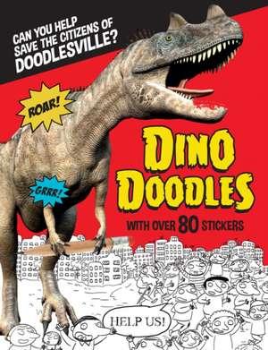 Dino Doodles de Thomas Flintham