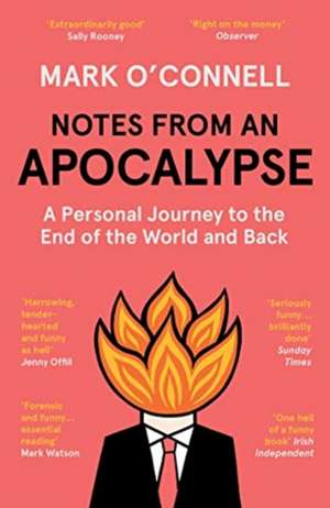 Notes from an Apocalypse imagine