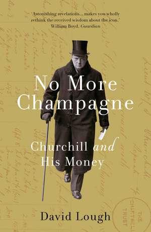 No More Champagne de David Lough