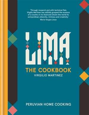 LIMA Cookbook de Virgilio Martinez