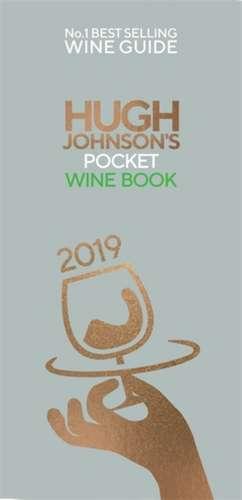 Hugh Johnson's Pocket Wine Book 2019 de Hugh Johnson