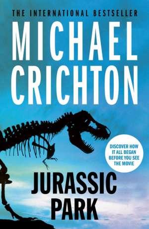 Jurassic Park de Micheal Crichton
