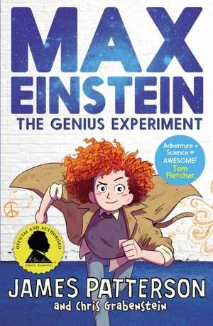 Max Einstein: The Genius Experiment de James Patterson