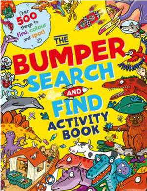 Bumper Search & Find Activity Book