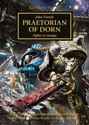Praetorian of Dorn de John French
