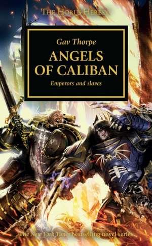 Angels of Caliban de Gav Thorpe