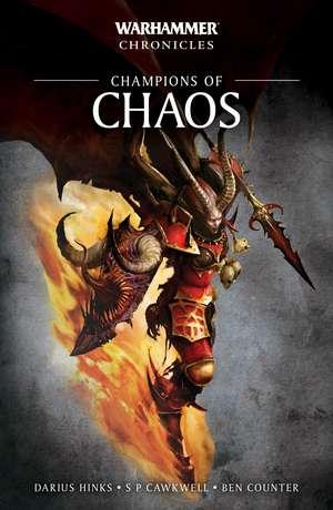 Champions of Chaos de Darius Hinks