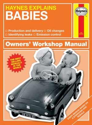 Haynes Explains Babies de Starling, Boris