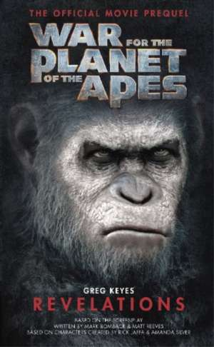 War for the Planet of the Apes de Greg Keyes