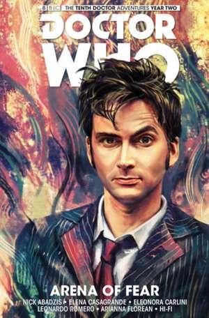 Doctor Who: The Tenth Doctor de Nick Abadzis