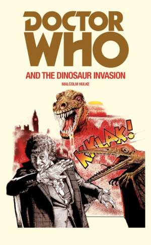 Doctor Who and the Dinosaur Invasion imagine