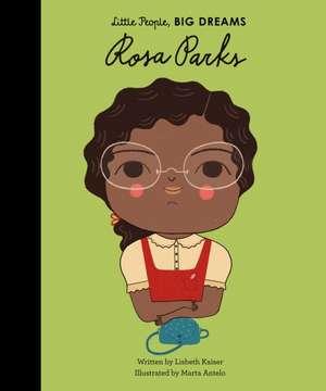 Rosa Parks de Lisbeth Kaiser