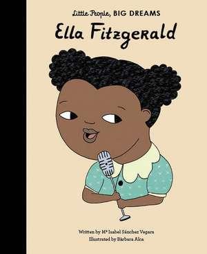 Ella Fitzgerald de Isabel Sanchez Vegara