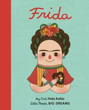 Frida Kahlo de Isabel Sanchez Vegara