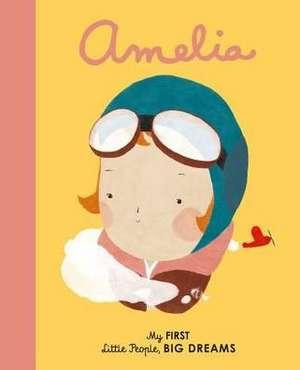 Amelia Earhart de Isabel Sanchez Vegara