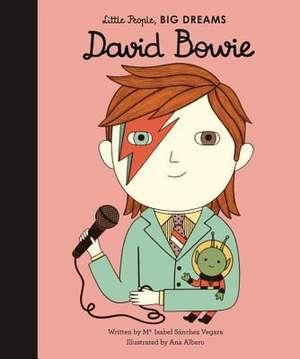 David Bowie de Maria Isabel Sanchez Vegara