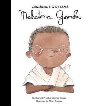 Mahatma Gandhi de Maria Isabel Sanchez Vegara