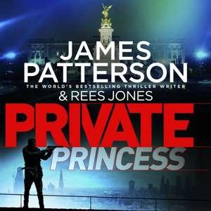 Patterson, J: Private Princess de James Patterson