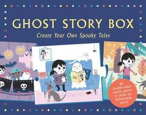 Ghost Story Box de Magma