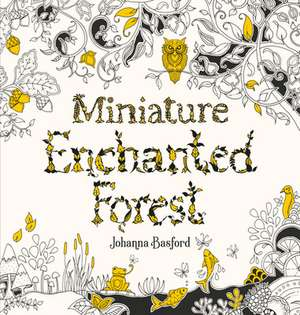Miniature Enchanted Forest de Johanna Basford