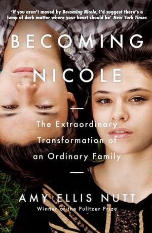 Becoming Nicole de Amy Ellis Nutt