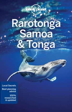 Lonely Planet Rarotonga, Samoa & Tonga de Lonely Planet