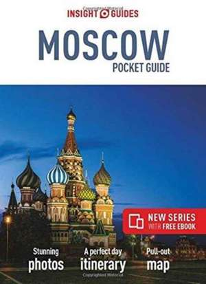 Insight Guides Pocket Moscow (Travel Guide with free eBook) de  Insight Guides