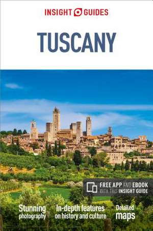 Insight Guides Tuscany (Travel Guide with Free eBook) de  Insight Guides