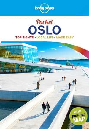 Lonely Planet Pocket Oslo de  Lonely Planet